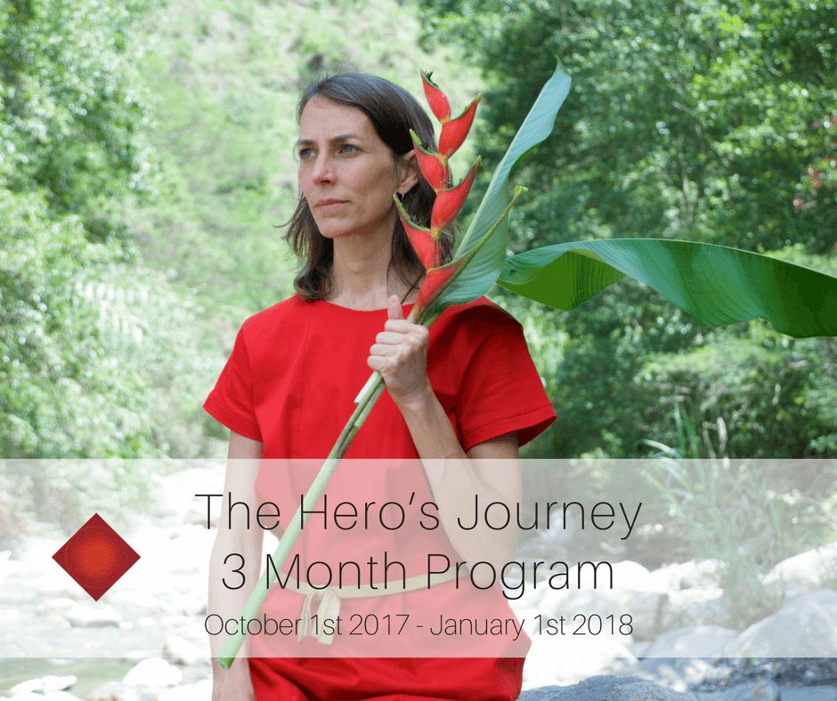 The Hero's Journey 3 Month Program